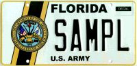 florida military specialty plate
