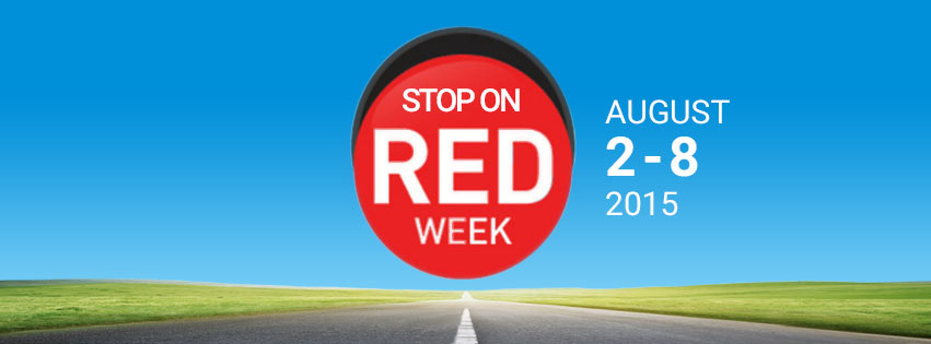 Stop on Red Week