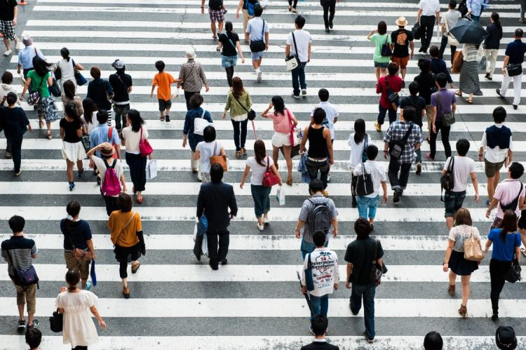 California Pedestrian Safety Awareness Month