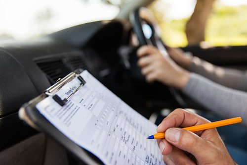 DMV Driving Test Tips