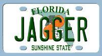 custom license plate