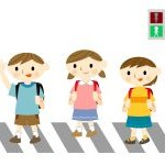 walk to school safety tips