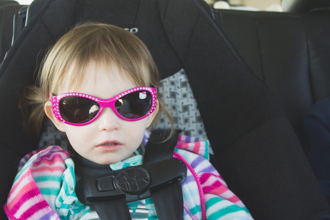 National Seat Check Saturday: Child Seat Safety Check