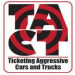 ticketing aggressive cars & trucks