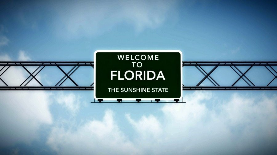 Florida Registered Vehicles Reports