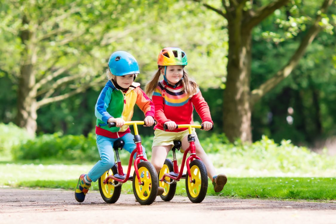 National Bicycle Safety Month
