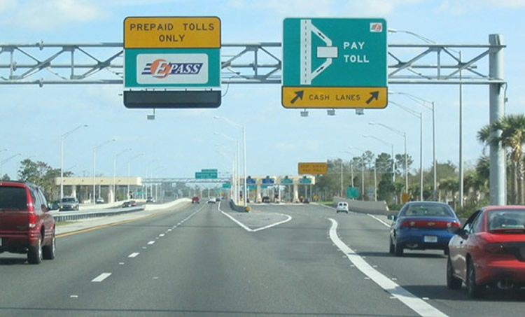 Unpaid SunPass Toll Violations