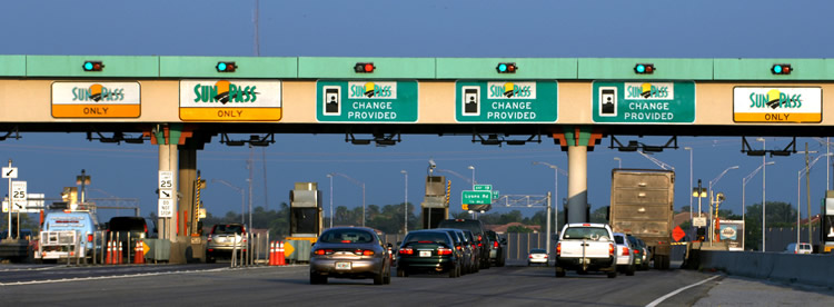 Unpaid SunPass Tolls & DMV Registration Renewal