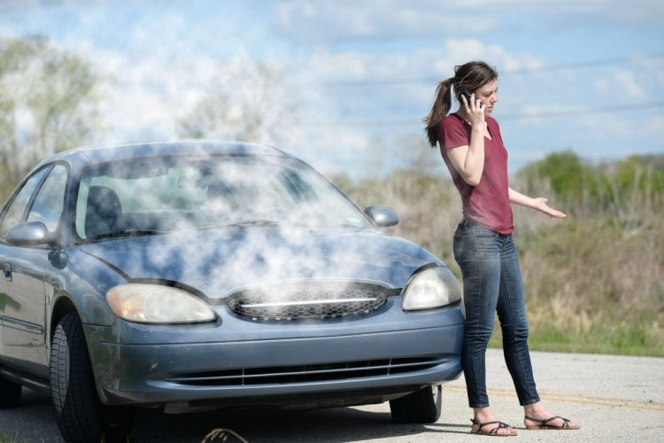 Is Your Car Overheating? Here Is What You Should Do