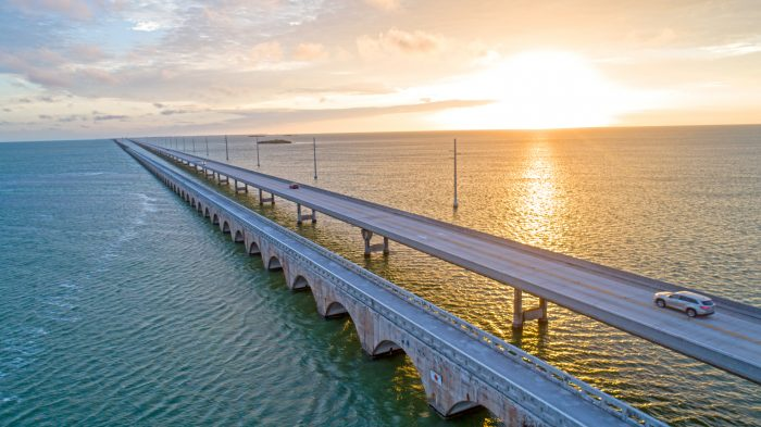 Most Scenic Drives in Florida