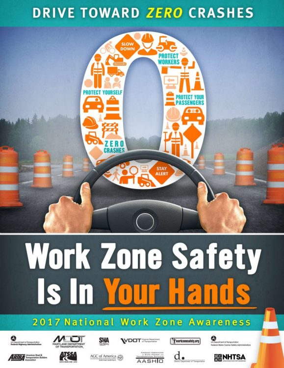 National Work Zone Awareness Week