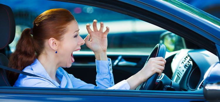 Road Rage Facts & Statistics