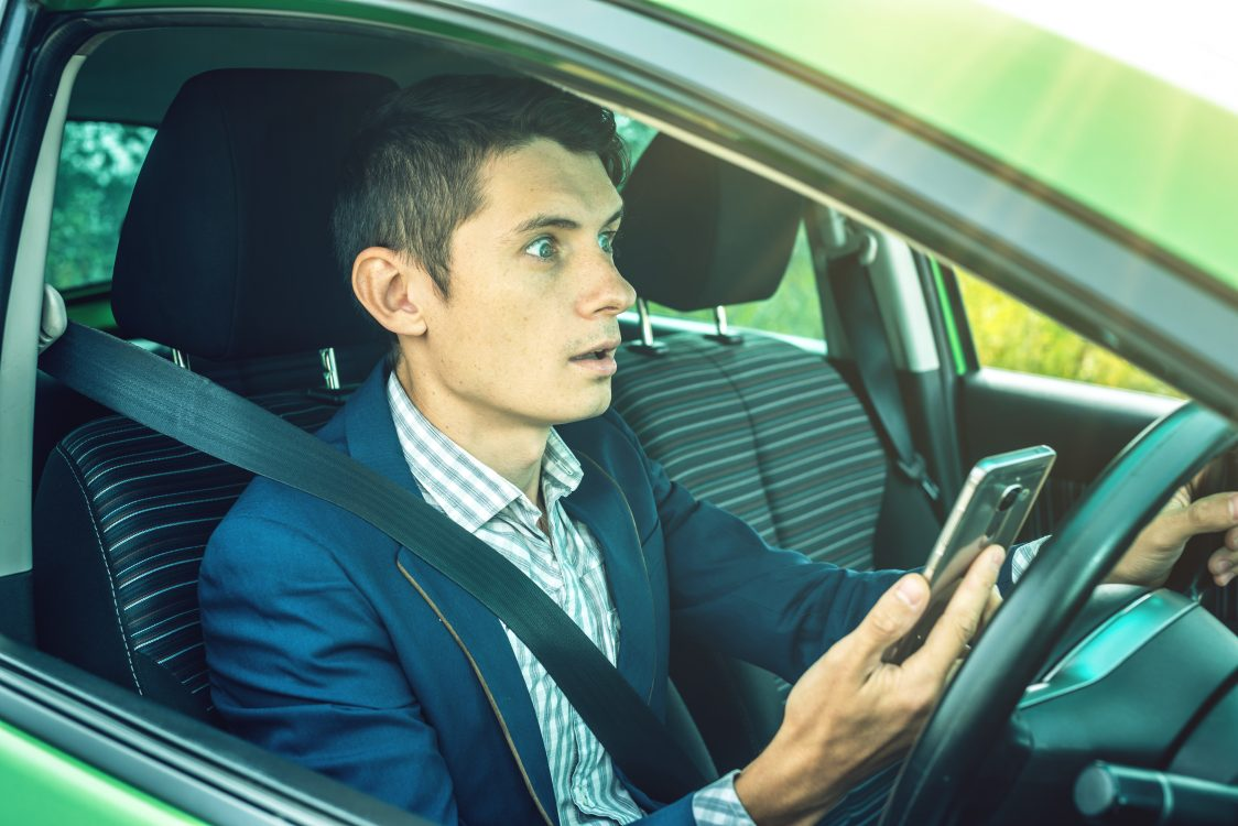 Texting and Driving Texas