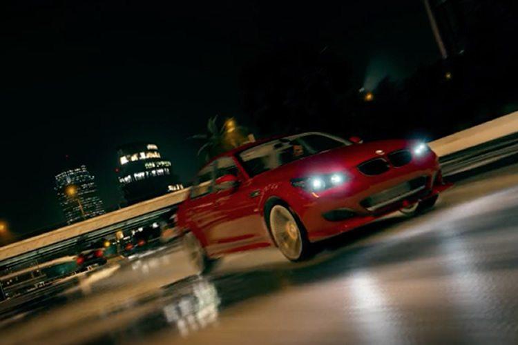 GTA V Movie Trailer
