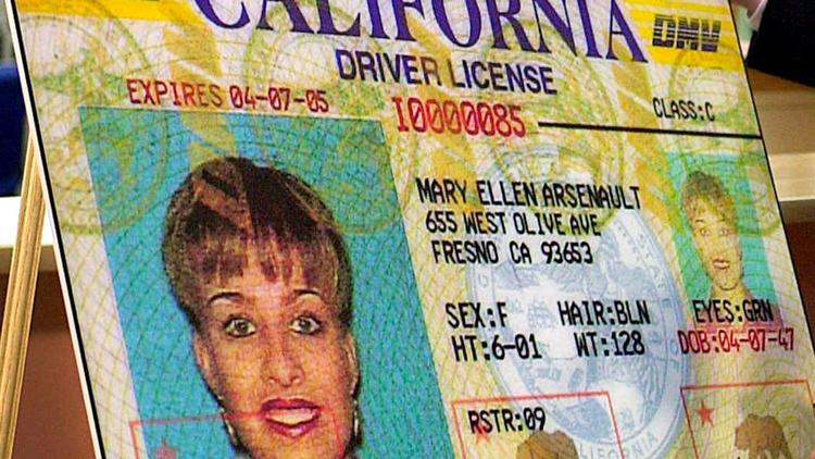 California Real ID Act 2018