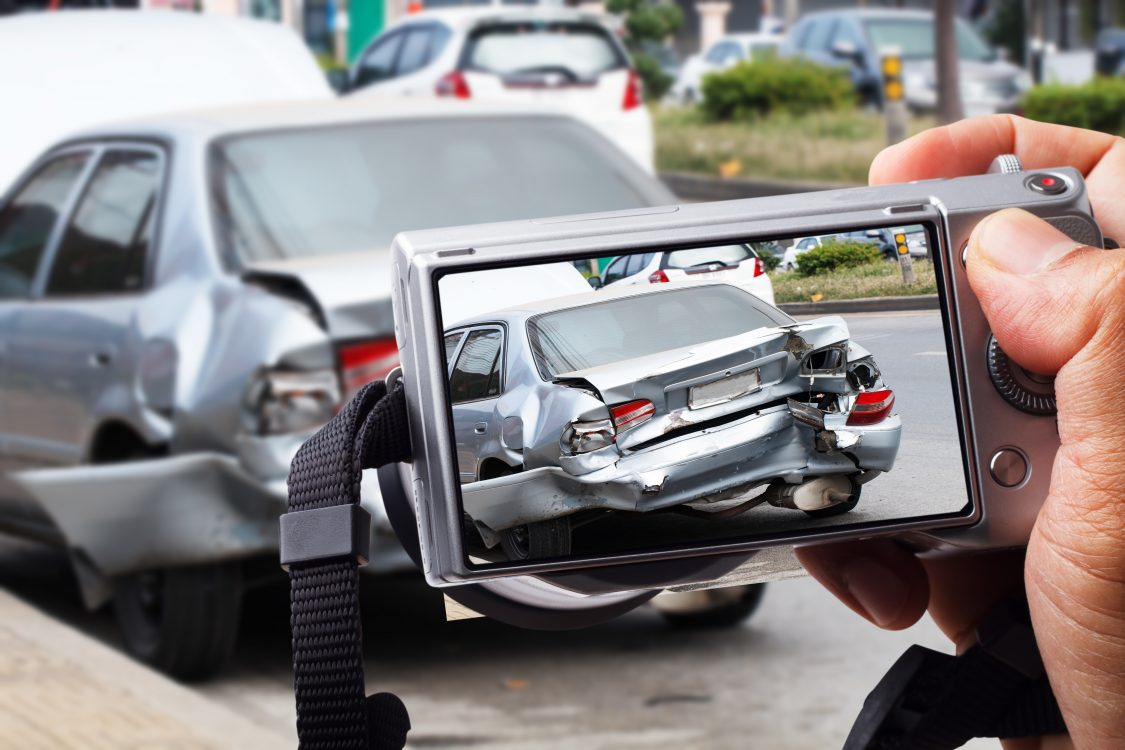Collect car accident information