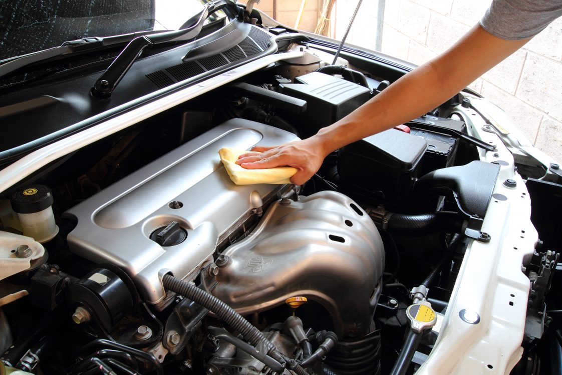 new car servicing
