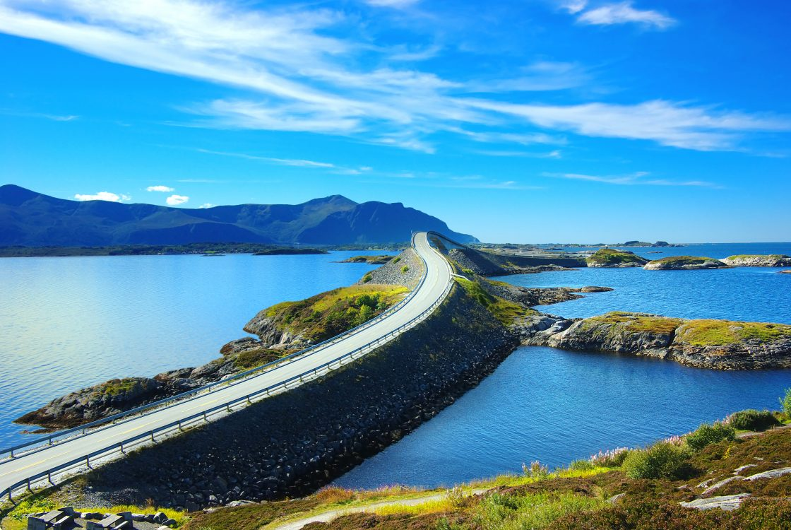 World's Top 10 Road Trips
