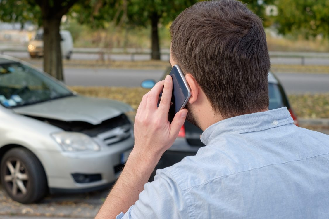 non-fault car accident claims
