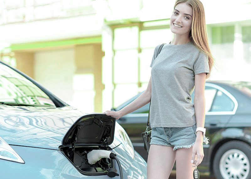green car adoption rates