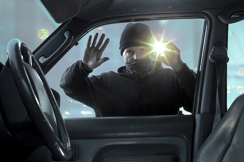 top florida cities for vehicle theft