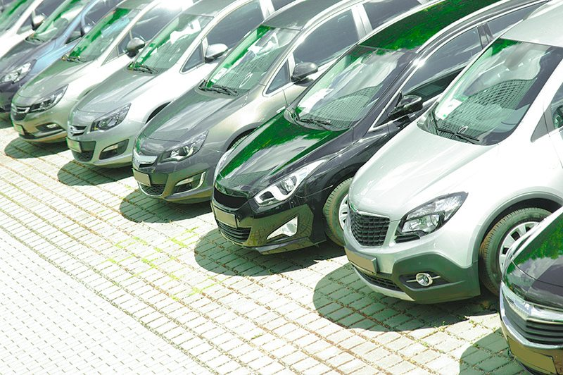 most renewed registrations by vehicle make