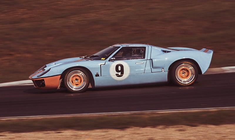 vintage car races