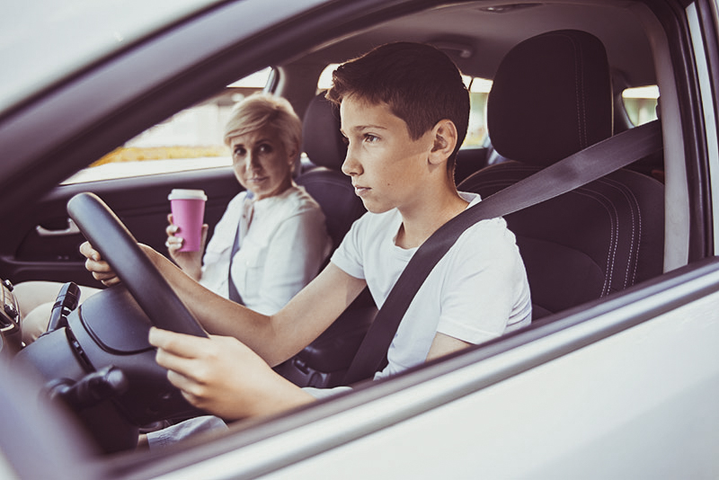 teen driving facts