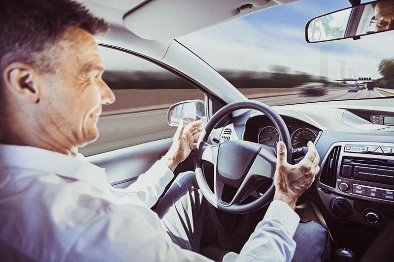 self driving car study