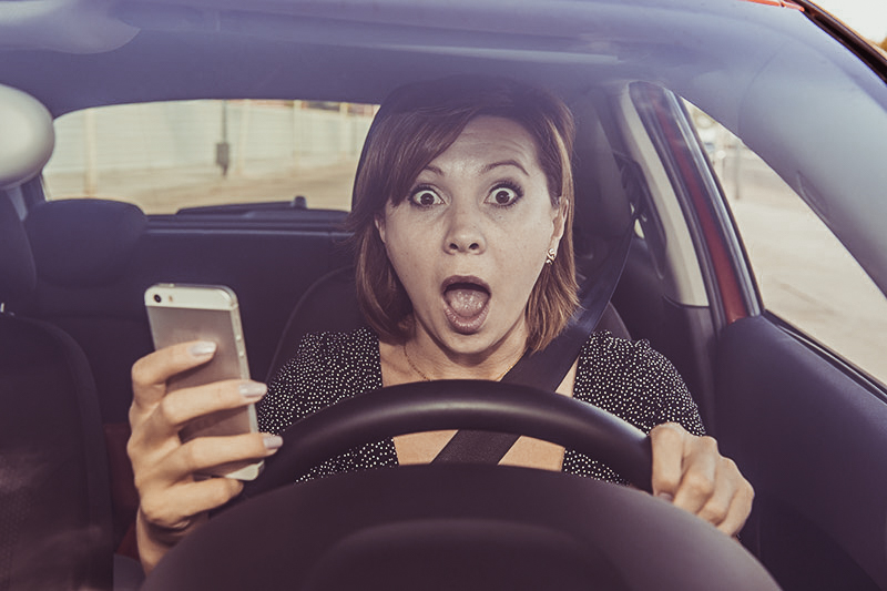 survey on texting while driving