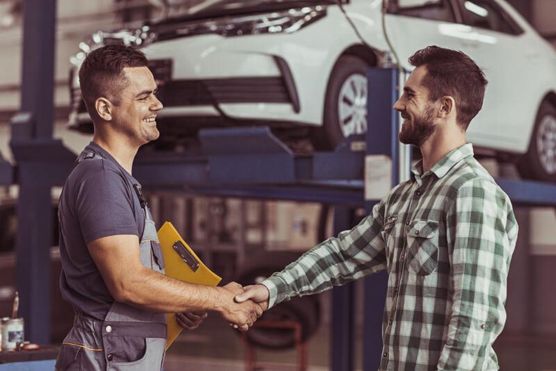 how to choose a mechanic