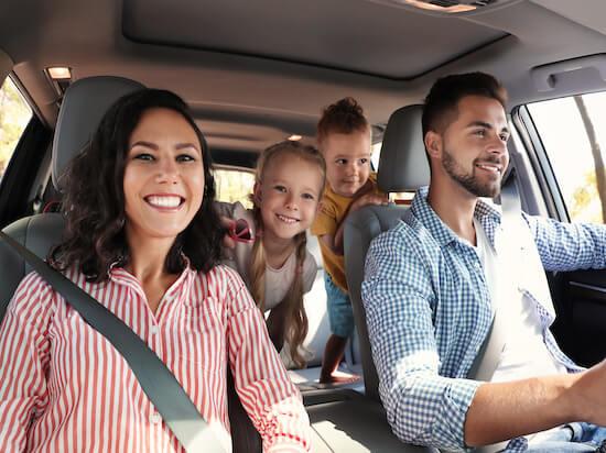buying family car