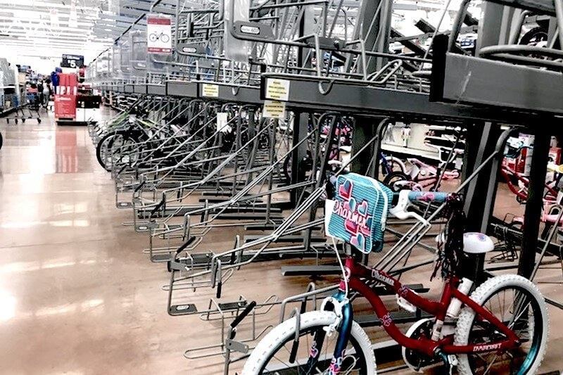 Bicycle Shortage