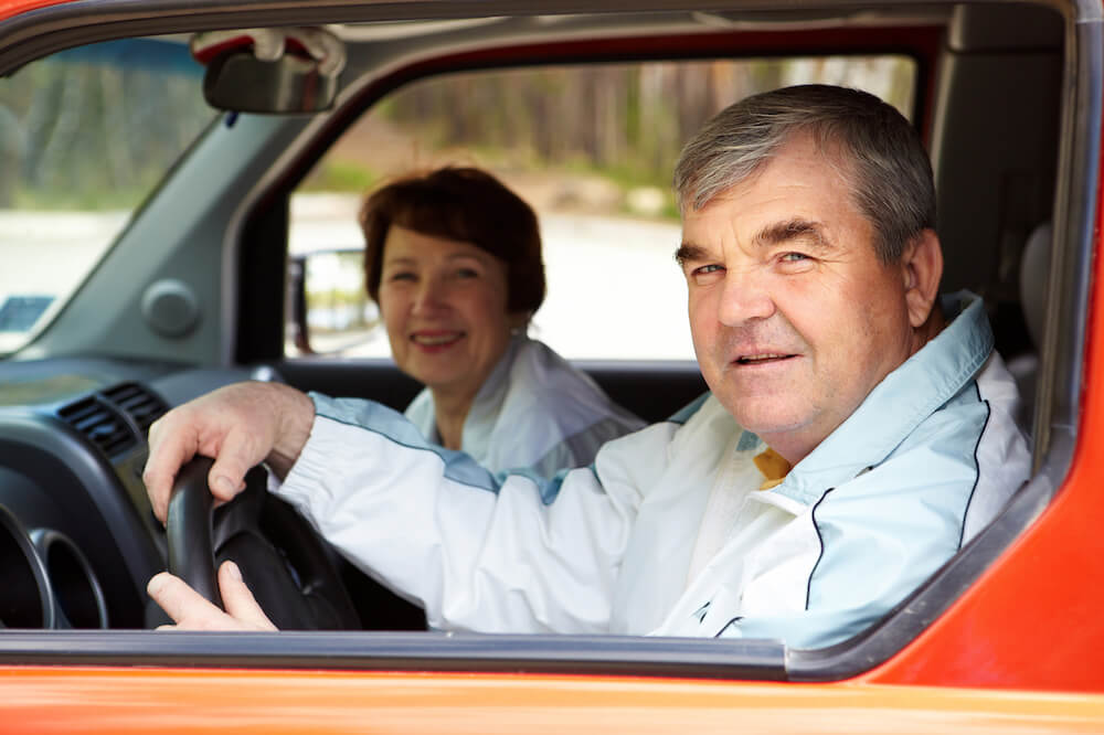 Driving Tips For Older Adults